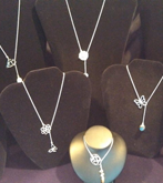 Sterling Silver Jewelry at Treasure Island, Alexandria Bay NY, 1000 Islands